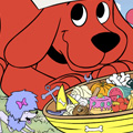 Games - Clifford's Buried Treasure